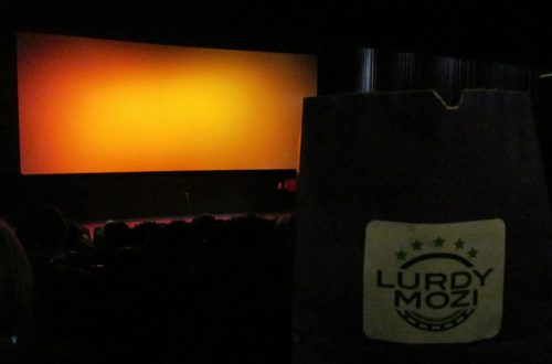 Lurdy mozi popcorn