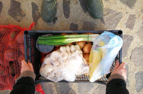 Zöldség házhozszállítás