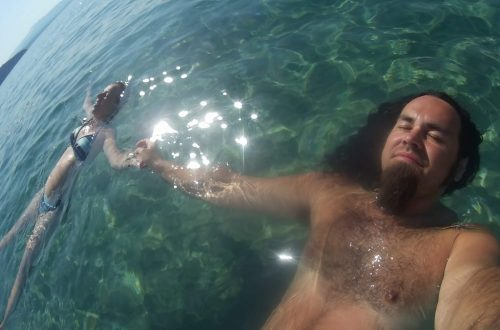 Fílgúdék a tengerben