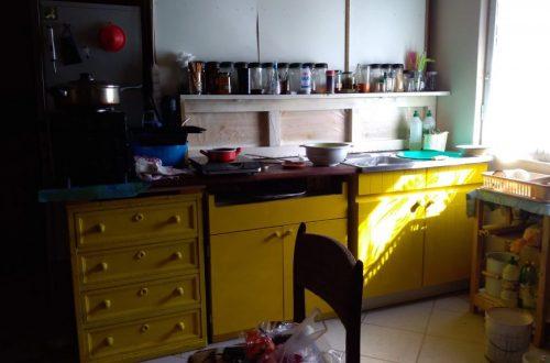 Rosszkedv ellen sárga bútor