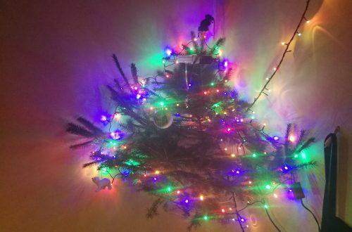 Csináld magad karácsonyfa